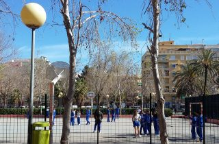 Real estate in Valencia; Monteolivete: a neighbourhood of many colours