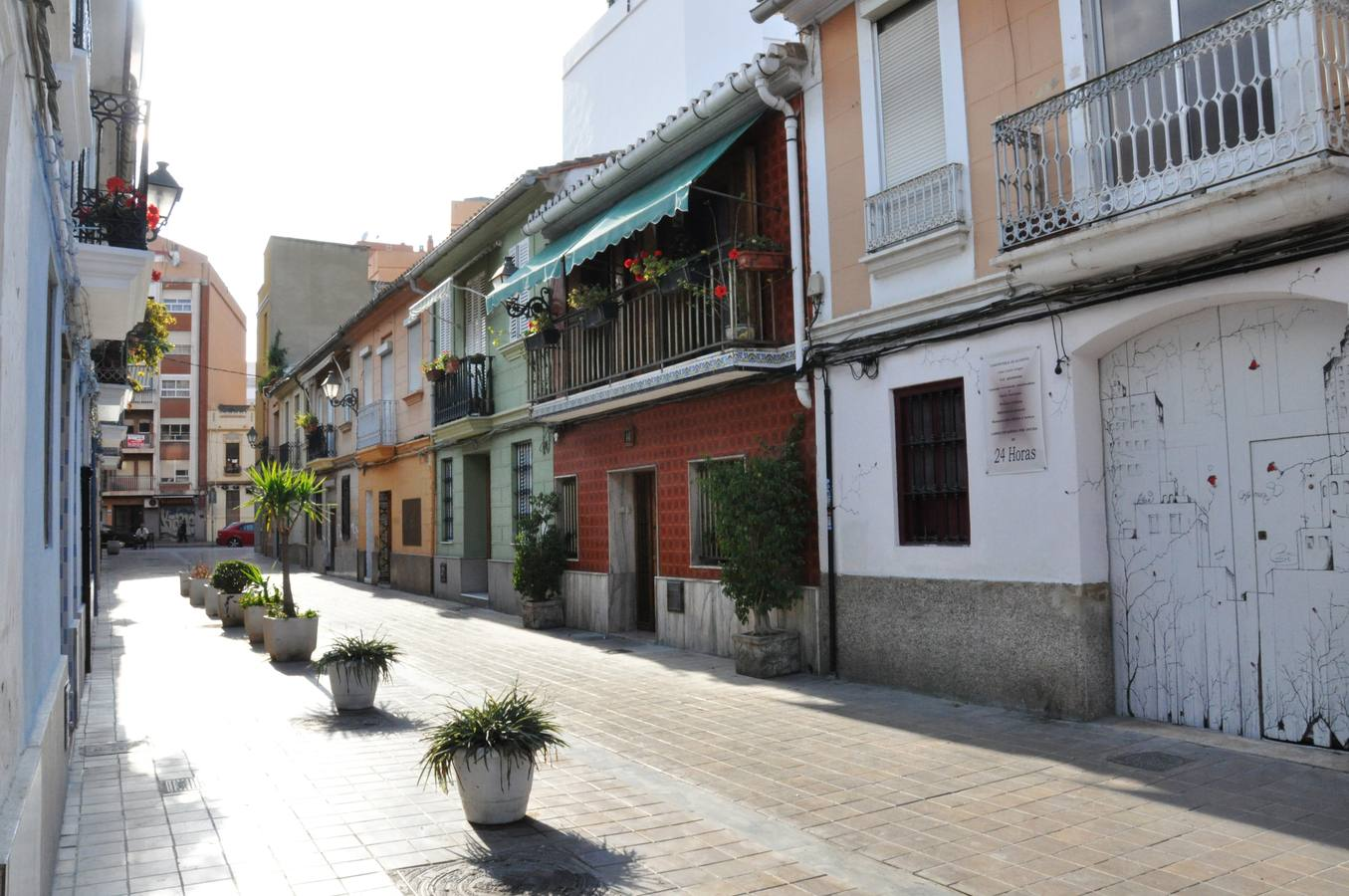 UNKNOWN BARRIOS IN VALENCIA: Campanar – Patraix – Benicalap – Benimaclet