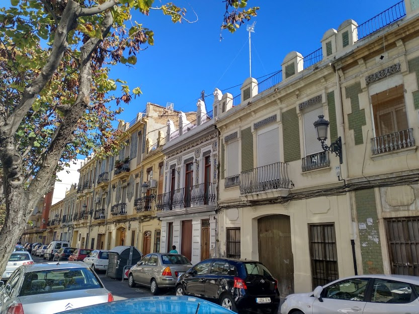 Unknown but interesting neighbourhoods in Valencia – PART5 – AYORA