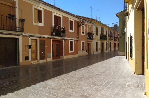 Unknown but interesting neighbourhoods in Valencia – PART9 – CAMPANAR